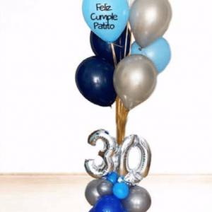 arreglos de globos